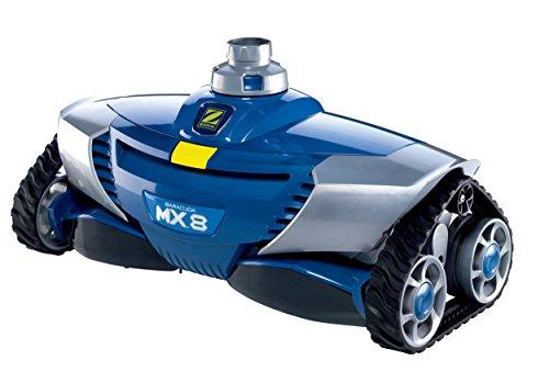 Robot Limpiafondos hidráulico MX8