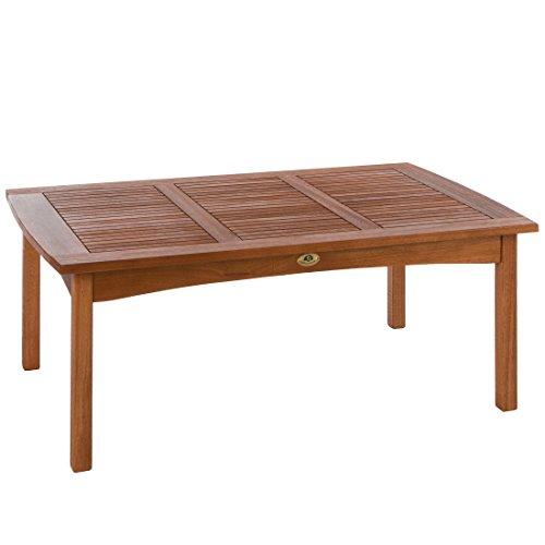 mesa jardin madera