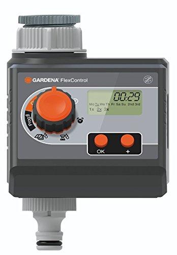 Programador de riego FlexControl de GARDENA