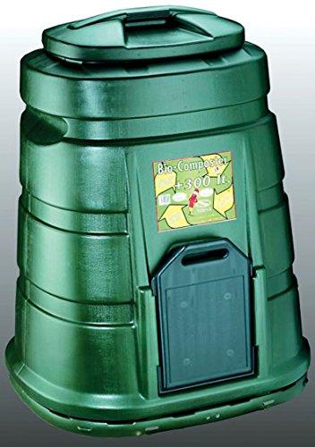 Contenedor para desechos orgánicos, 300 l